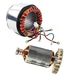Stoajn + wirnik 3 fazy 2kW - 2,3kW