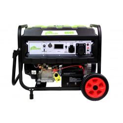 Benzynowy agregat prądotwórczy Barracuda 9kW 230V 1F r. elek
