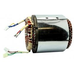 Stojan 1F wysokość pakietu 150 mm do agregatu prądotwórczego jednofazowego 230 12V - MIEDZIANE UZWOJENIE!