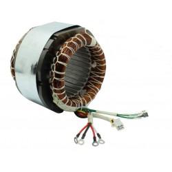 Stojan 3F wysokość pakietu 70 mm do agregatu prądotwórczego trójfazowego - uzwojenie aluminiowe