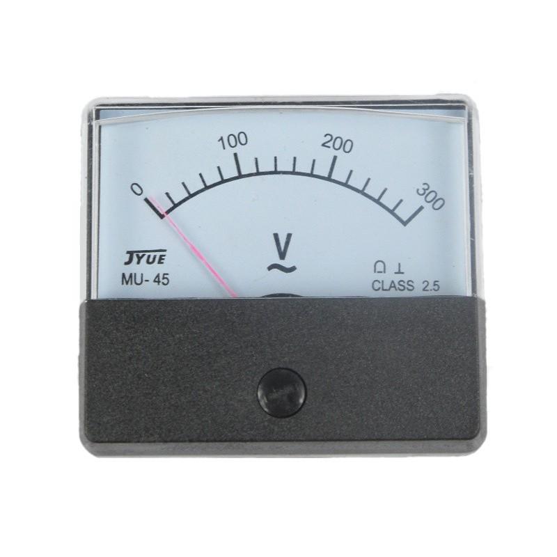 Woltomierz do agregatów prądotwórczych zakres pomiaru 0-300V