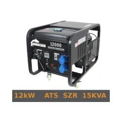 Agregat prądotwórczy BARRACUDA 1200W 1F
